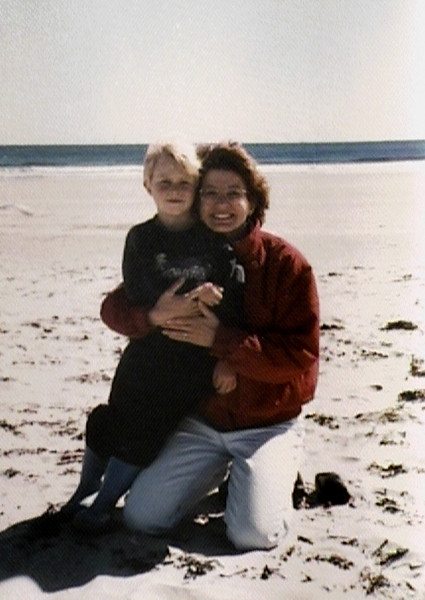 Lisa Robert Beach 97
