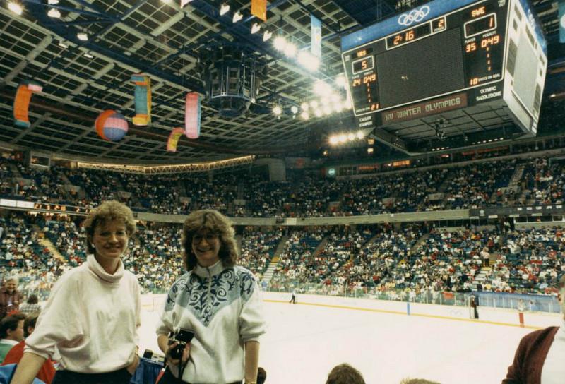 1988 Olympics - Calgary