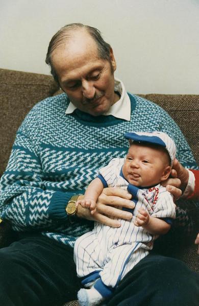 My Dad (Jim Owen) and Kent