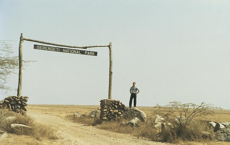 The Serengeti<br /> Africa