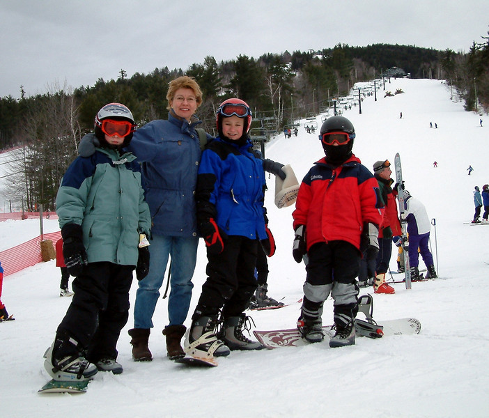 Maine<br /> February 2003