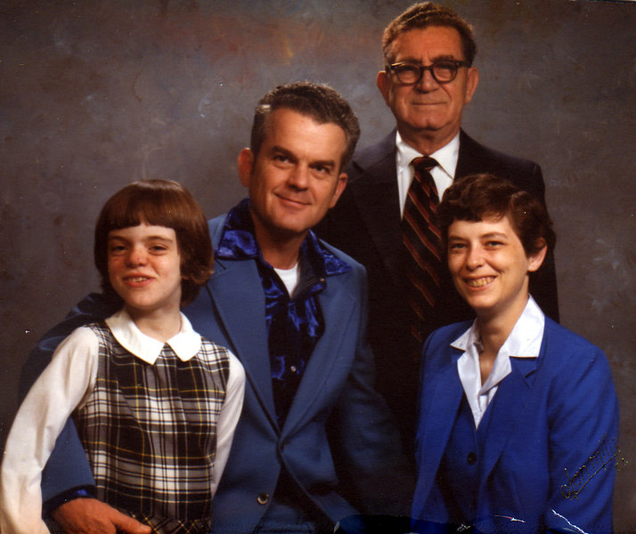 Dawn, David, Sharon Mann, and Henry Owen