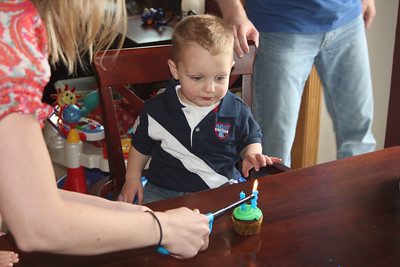 Owen's 2nd Birthday Part