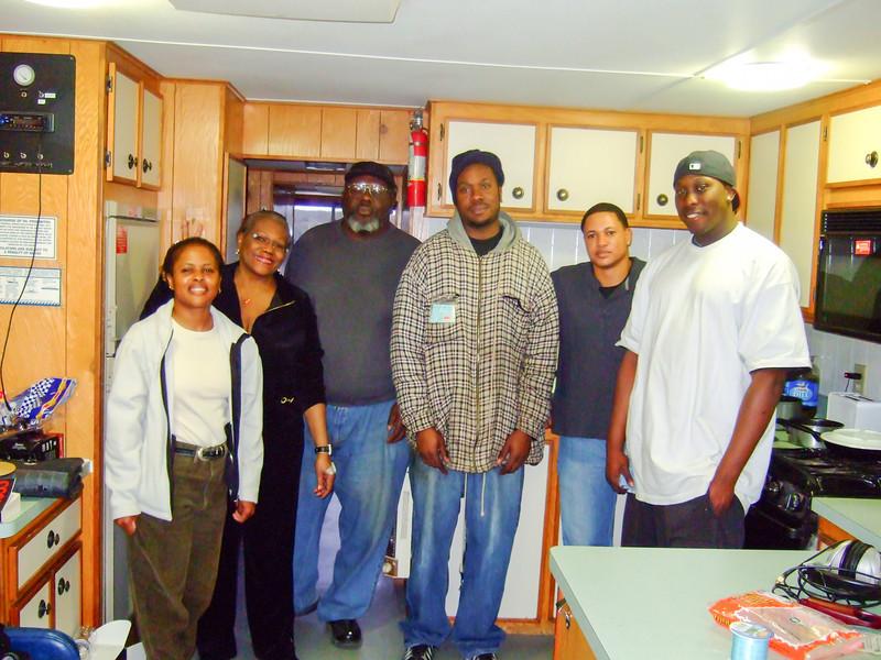 080329 Stockton Houseboat Vacation