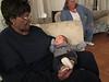 140125 Baby Logan Williams & Family