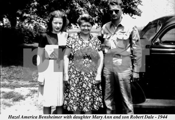 1944 Hazel, RD & Mary Ann