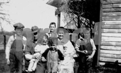 1920's family photp