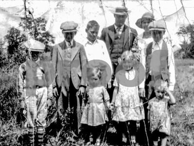 1930's family