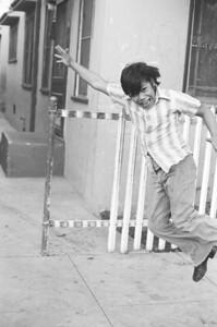 JAN 1977  PETER RAM NARANJO