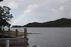 Rainbow over Smiths Lake