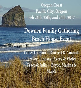 Pacific City, OR - Downen Family Beach House Event