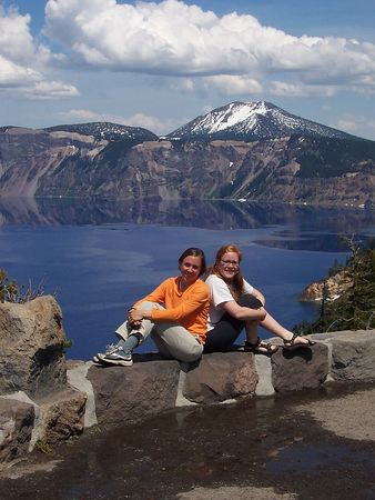 June '05: Crater Lake National Park, OR
