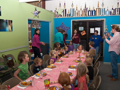 Paige's Birthday Party