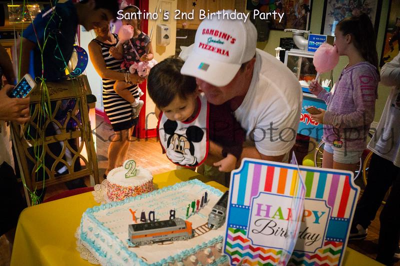 Santino's 2nd-64