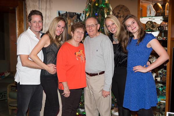 Palm Family NYE 2015