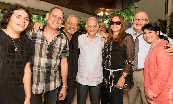 Panama Family June 2013