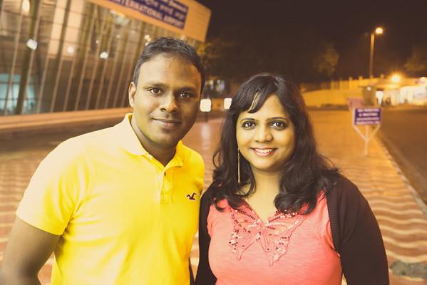 Pandu + Thulasi