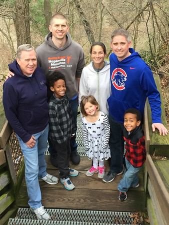 Papa's Birthday - Starved Rock March 2017