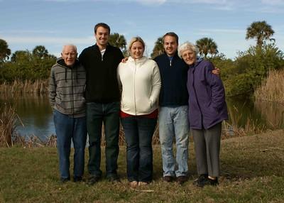 Mom & Dad Visit 2010