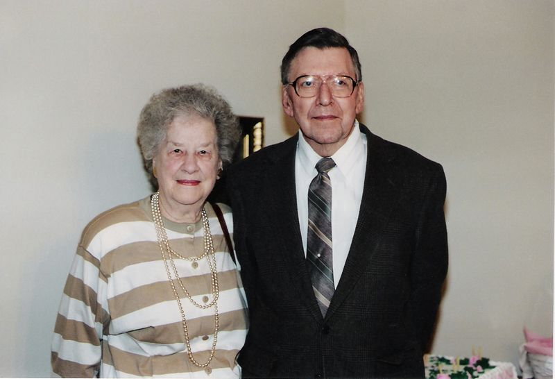 Alice and George Bukowski.