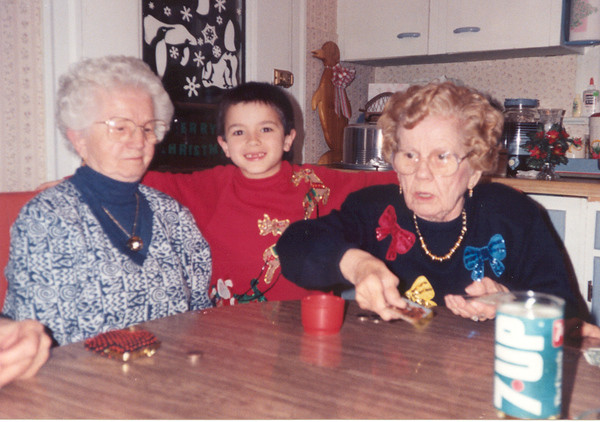 Ruth, Cory & Eddie