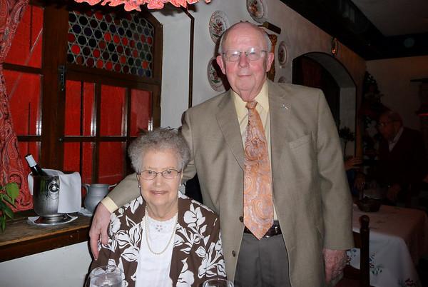 Happy 61st Wedding Anniversary: Helen and Bill