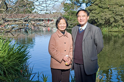 Yi Hong's Parents
