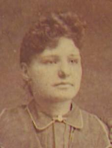 Annie Leila Ingram 1892