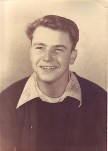 Earl Adair Parham Approx 1948
