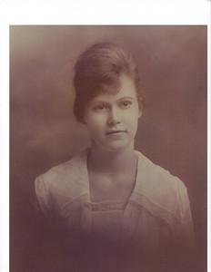 Ethel Gladys Cole Parham 1920