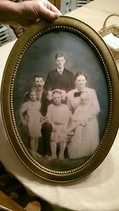 John Robert Parham - Historic Family