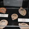 These are the lamps as seen in the musum in Indepentance Mo. at the dead sea scrolls. .