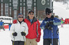 Lesli Lai Sederquistd, Allan Lai, Art Sederquist at Park City Mountain Resort, Utah