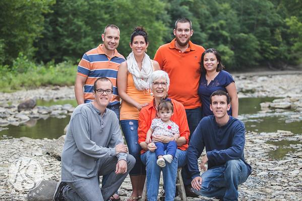 Parks Family 2015