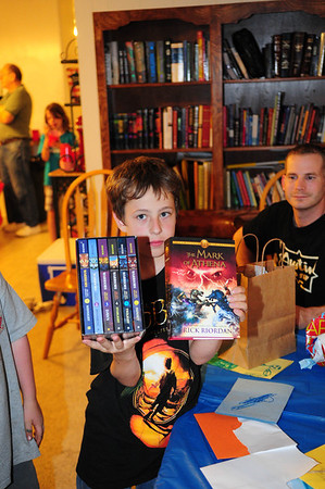 Parker's 11th Birthday Party-5/24/2013