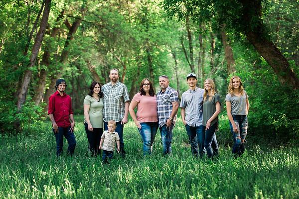Parkin Extended Family