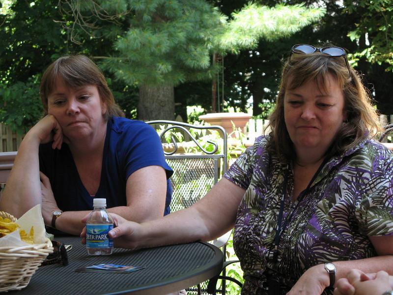 Lynn Hoesch & Denise Walters