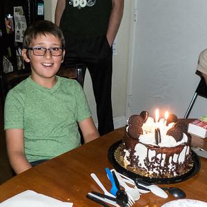 Tomas 9th Birthday