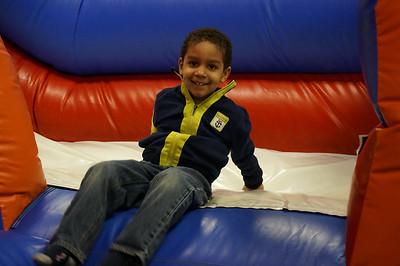 Adrian's 4th Birthday--Bounce Factory