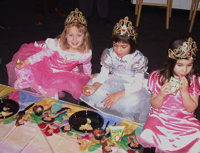 Julie's Princess Party at Verizon Center