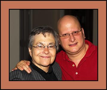 Gloria and Keith