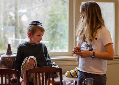 Passover Seder 2014