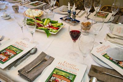 Passover Seder April 4, 2015