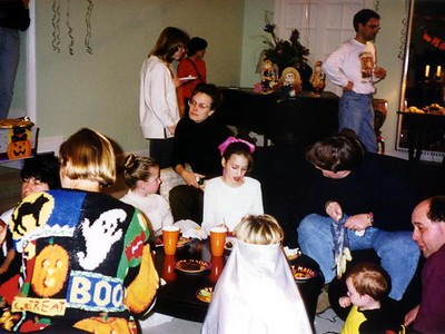 Halloween Party at the Kennedy-Warren.