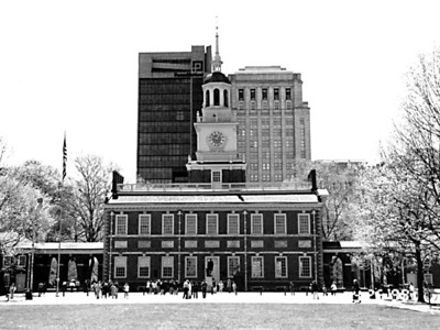 Built between 1732 and 1753, Independence Hall is the building where the Declaration of Independence was signed and the Constitution was born.