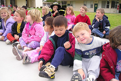 Ventura Fire Dept. visit to First Baptist Day School