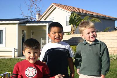 Eli, Isaac & Christopher