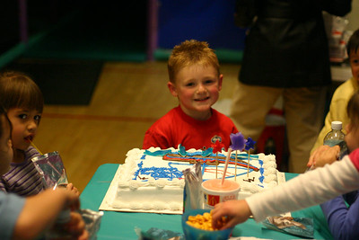 Christopher's 5th Birthday Party
