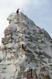 Matterhorn mountain climbers