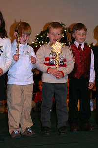 First Baptist Day School 2005 Christmas Program.